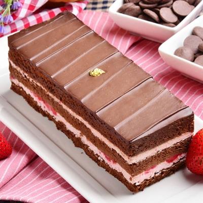 艾波索 草莓黑金磚×1條