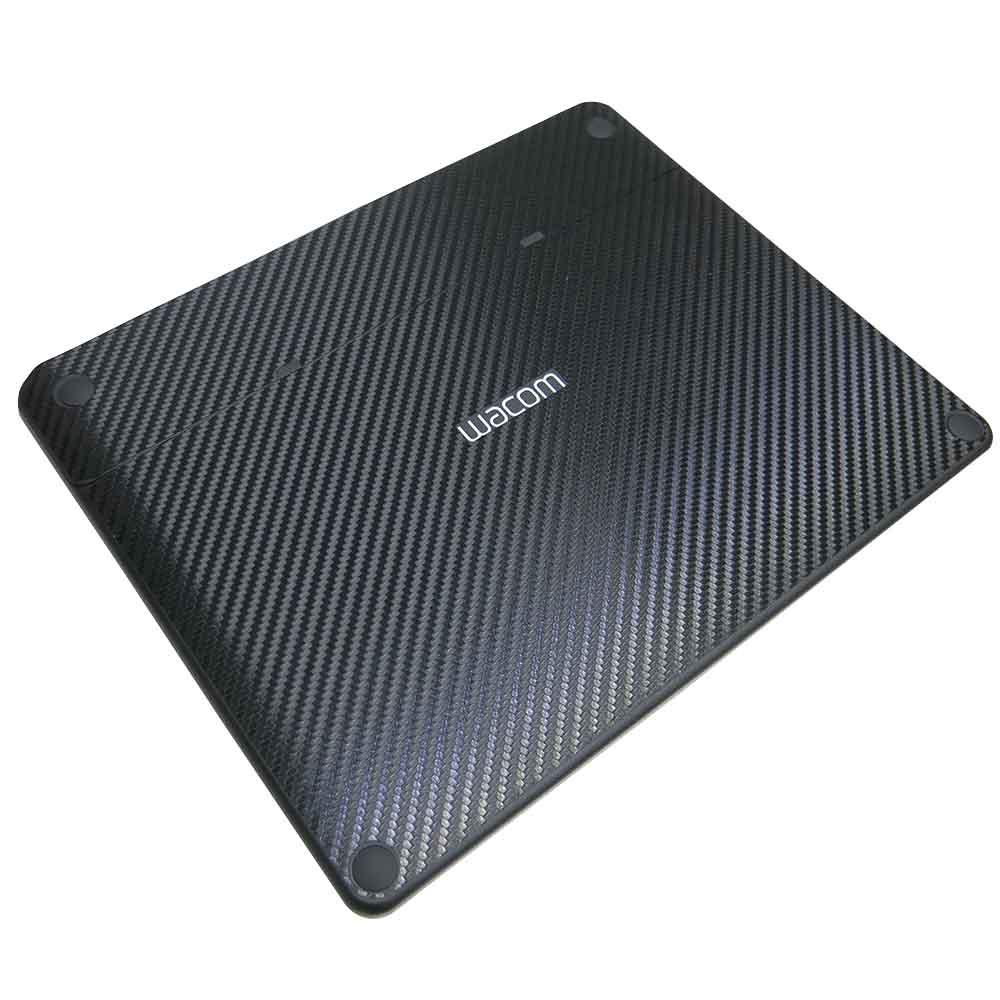 EZstick Wacom Intuos CTH-690 Carbon黑色立體紋機身貼