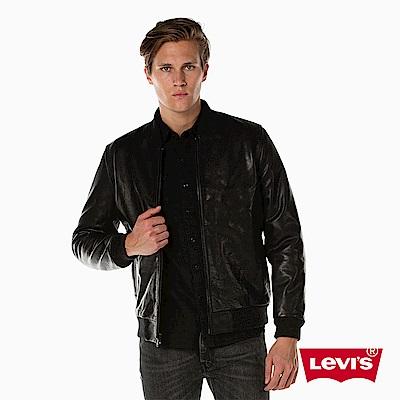 皮衣外套 男裝 - Levis