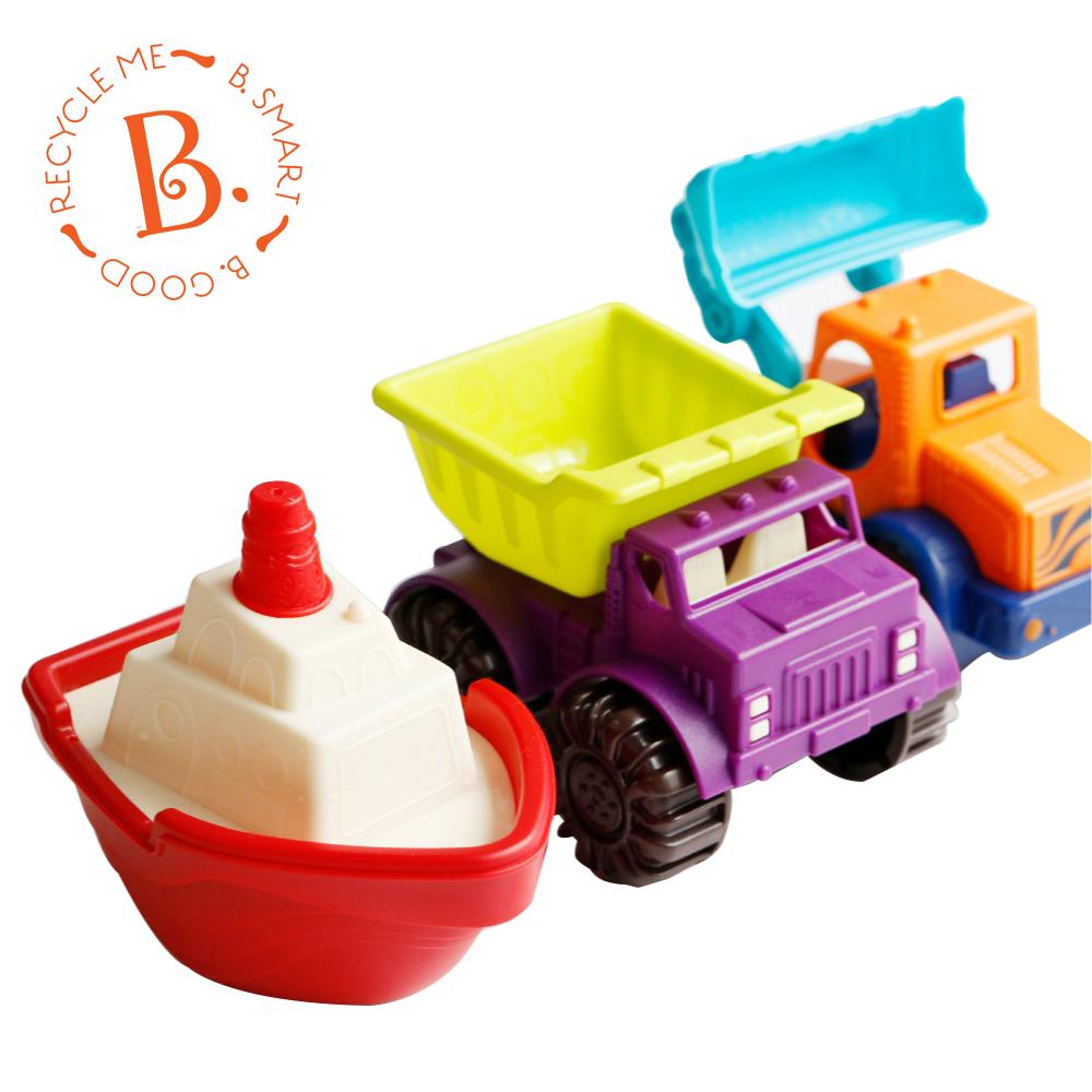 美國 【B.Toys】 挖人部隊