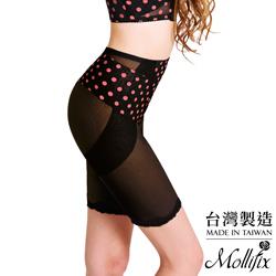 Mollifix Body偽妝術美腿升級五分褲 (波卡蜜粉)