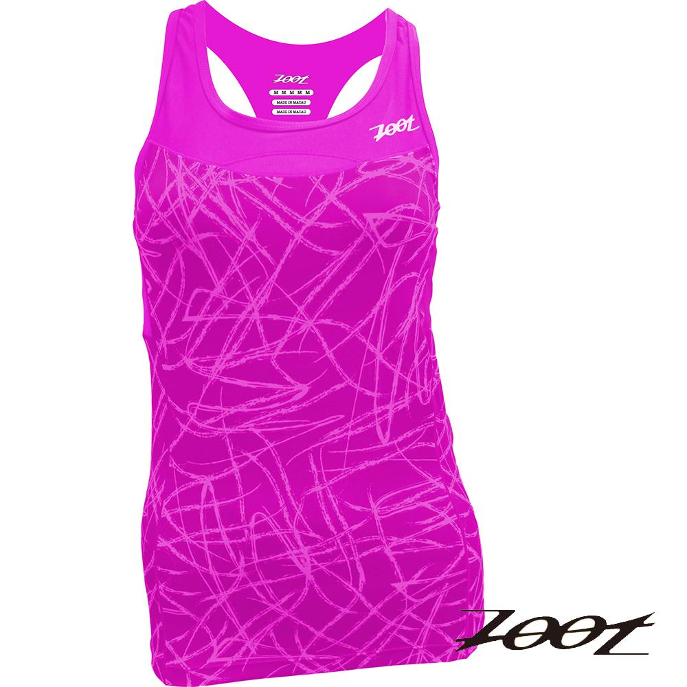 ZOOT 專業級 美背式鐵人上衣(女)(桃紅) Z1506009