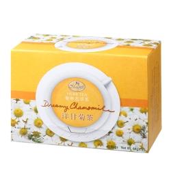 曼寧 沉靜洋甘菊茶量販盒(1.5gx40入)