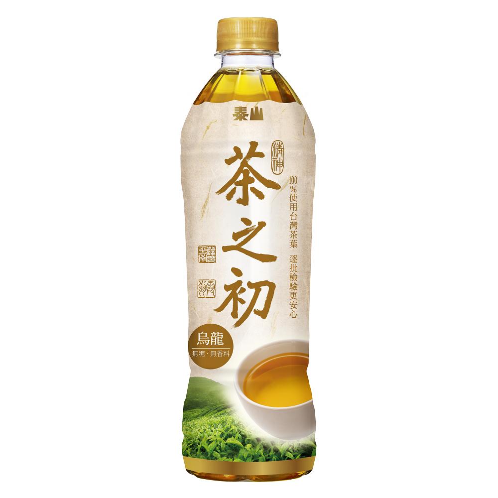 泰山 茶之初烏龍茶(535mlx24入)