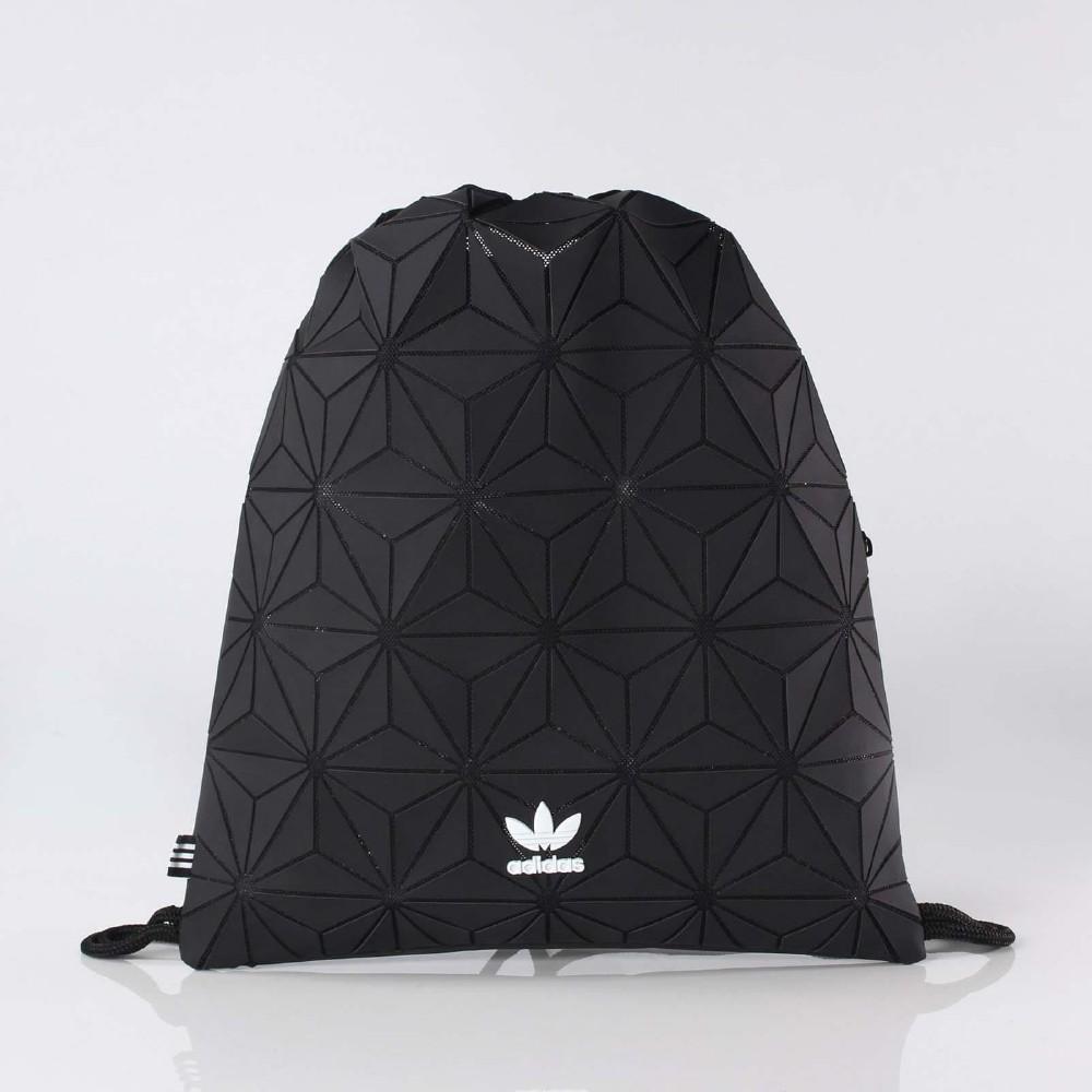 adidas束口袋GYMSACK 3D