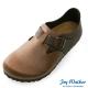 Joy Walker 簡約扣帶休閒包鞋*咖啡 product thumbnail 1