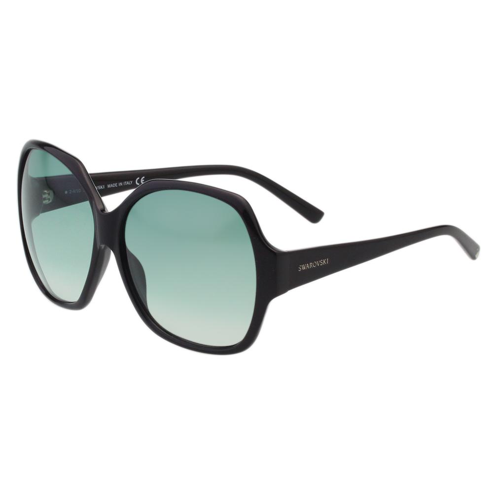 SWAROVSKI太陽眼鏡-暢銷百搭款-黑色SW15