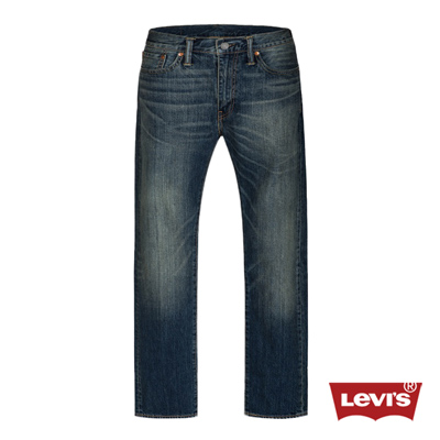 Levis-513-做舊水洗修身直筒牛仔褲-丹寧褲