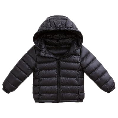 魔法Baby 輕量極保暖90%羽絨外套 黑 k60486