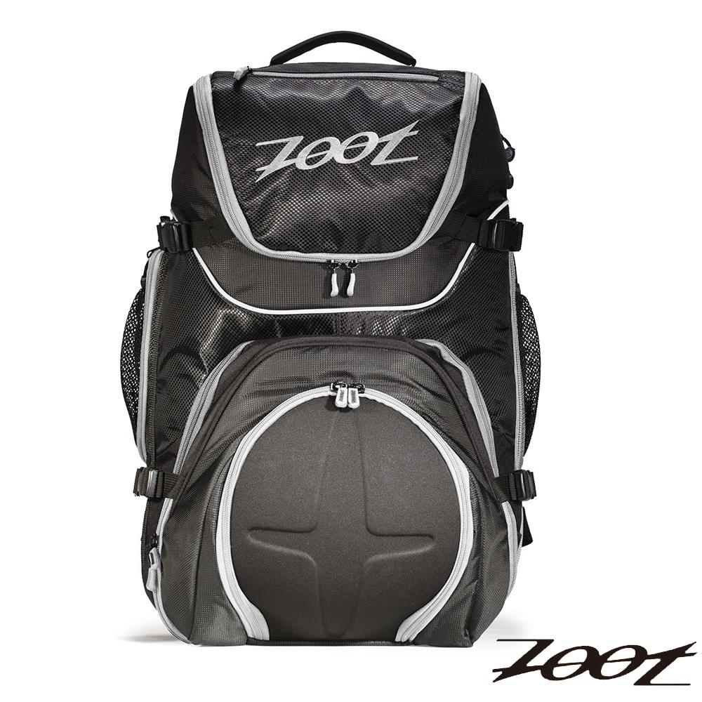 ZOOT 頂級極致高容量反光型三鐵包(黑炫銀) Z1502009