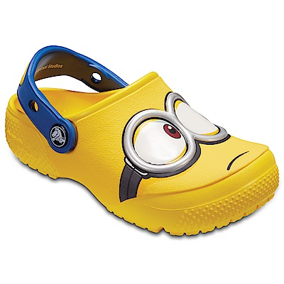 Crocs 卡駱馳 (童鞋) 小小兵小克駱格 204113-730