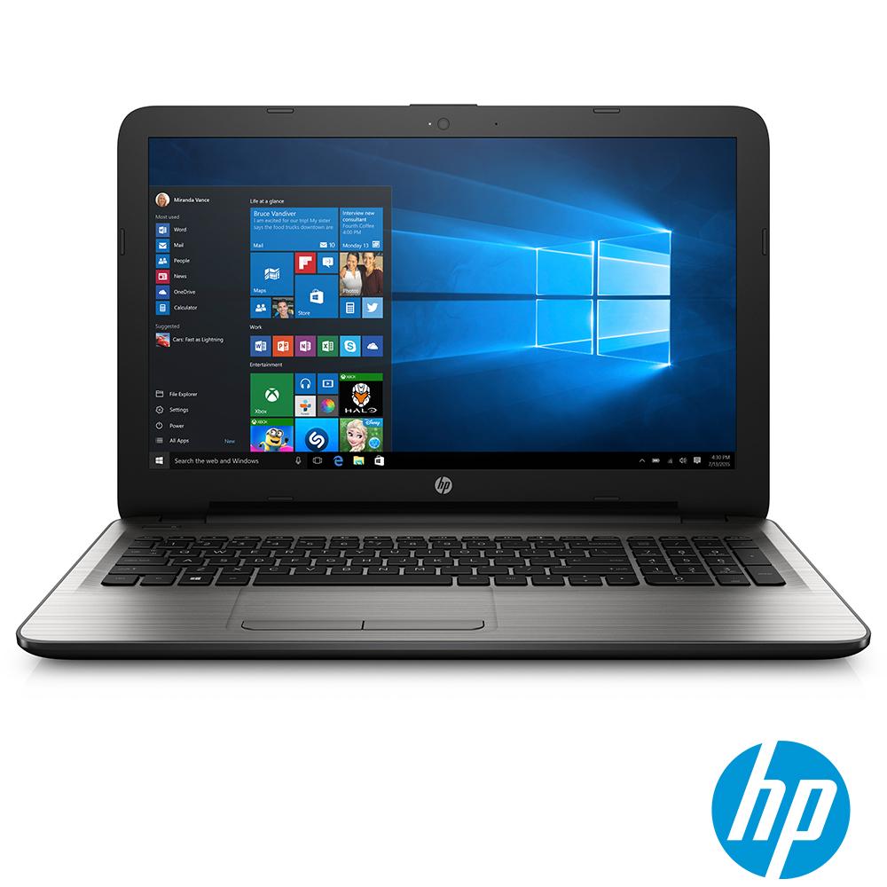 HP 15-ay033TU 15吋筆電(N3060/1TB/4G/win10/銀)