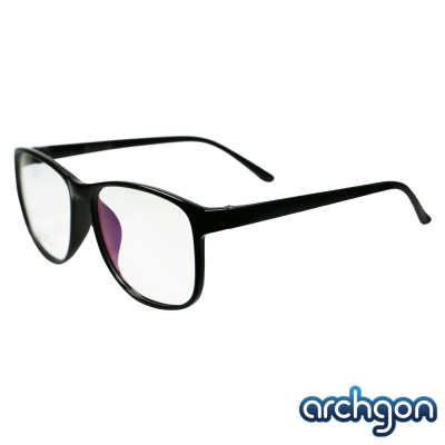 archgon亞齊慷 東京復古風-懷舊黑 濾藍光眼鏡 (GL-B147-K)