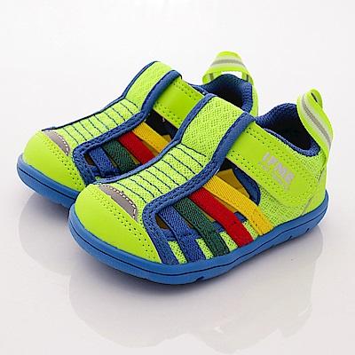 IFME健康機能鞋 排水速乾款 SE01745 黃 (寶寶段)T1#125
