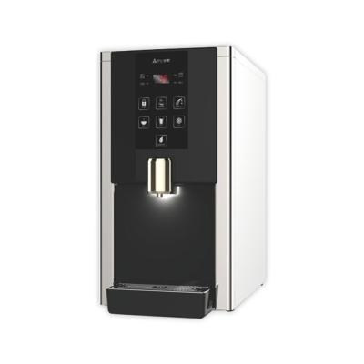 元山不鏽鋼桌上型冰溫熱RO濾淨式飲水機 YS-8210RWI