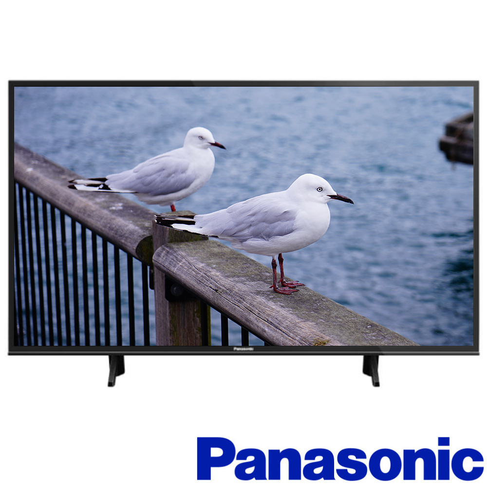 Panasonic國際 55吋 4K 智慧聯網液晶顯示器+視訊盒TH-55FX600W