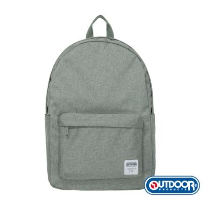 OUTDOOR- 極簡生活2.0系列-後背包-雪白淡灰-OD49156LGYS