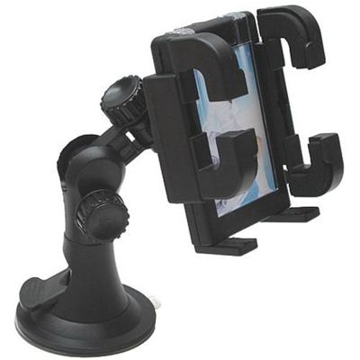 月陽車用PDA手機GPS萬用型強力吸盤固定架車架