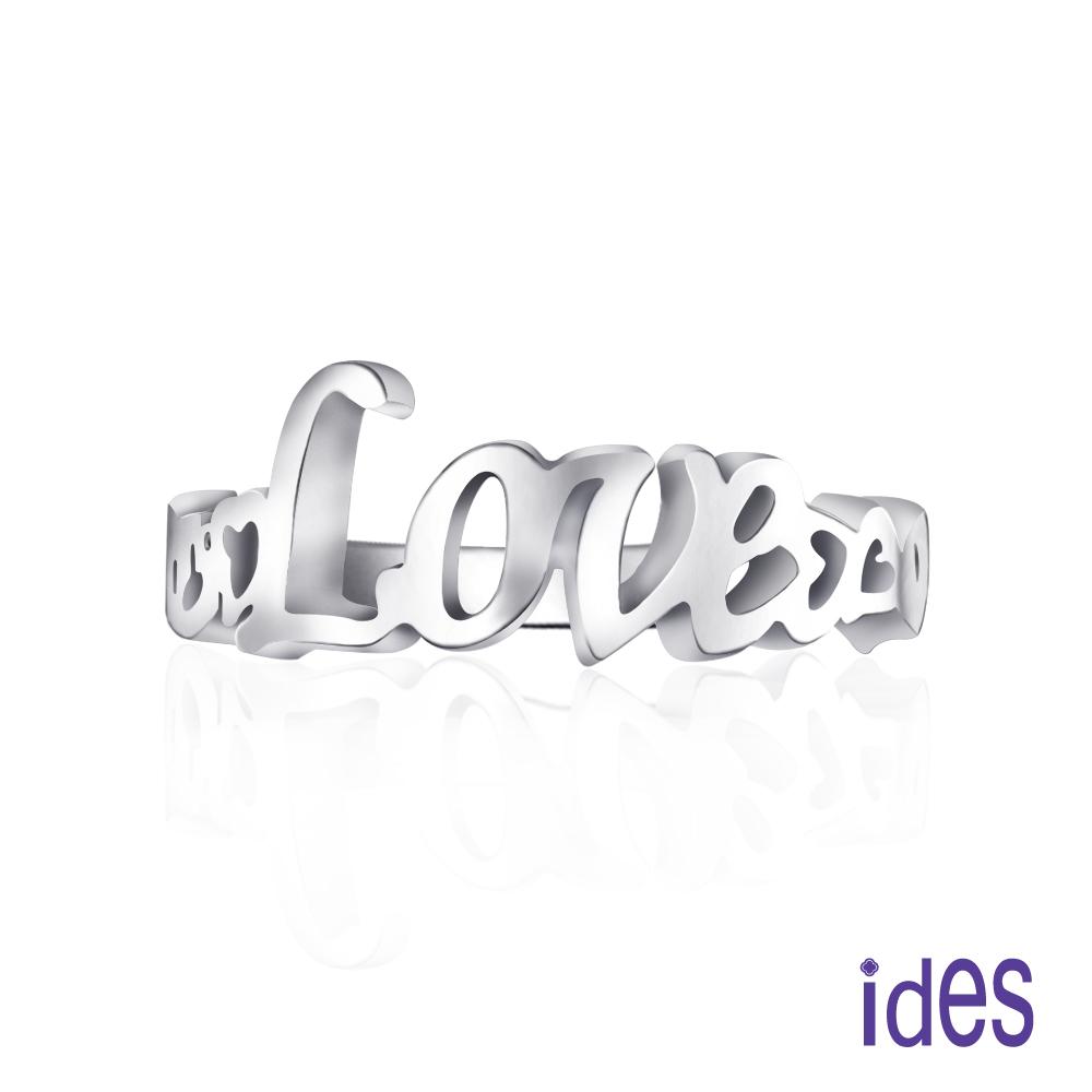 ides愛蒂思  Love真愛。許願系列戒指/項鍊