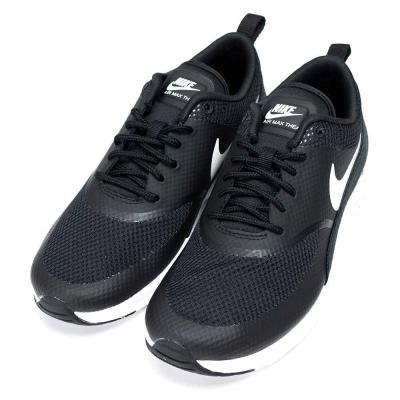NIKE-女慢跑鞋599409020-黑