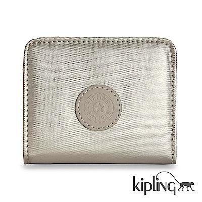 Kipling 零錢包 銀河素面-小