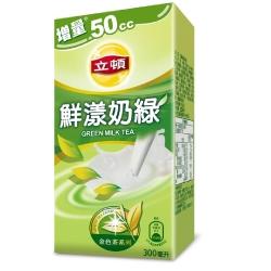 立頓 鮮漾奶綠(300mlx24入)