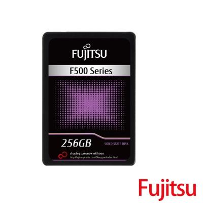 Fujitsu富士通 F500 256GB 2.5吋 SATAIII SSD固態硬碟