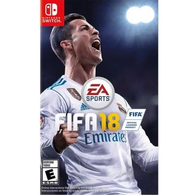 國際足盟大賽 18 FIFA 18- Nintendo Switch 英日文美版
