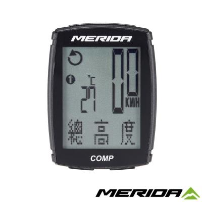《MERIDA》美利達 COMP中文無線碼錶26功能 1161