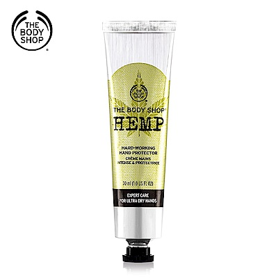 The Body Shop 大麻籽密集修護護手霜-30ML