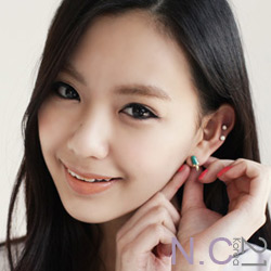 【N.C21】俏麗多色冰棒造型耳環組 (混合色)