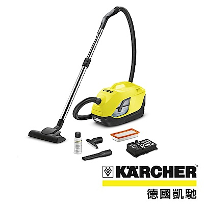 德國凱馳 Karcher DS 5.800 水過濾式除蹣吸塵器