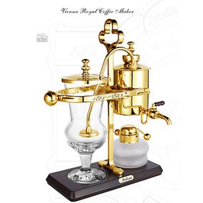 CF-450 比利時咖啡壺-金色