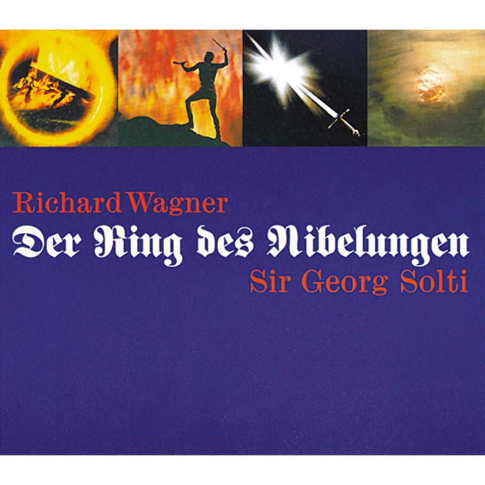 華格納:尼貝龍的指環全集 (14CD)