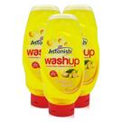 Astonish英國潔 檸檬生薑滋潤洗碗精3瓶(600mlx3)