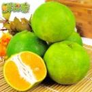 鮮採家 台灣當季香甜爆汁椪柑5台斤