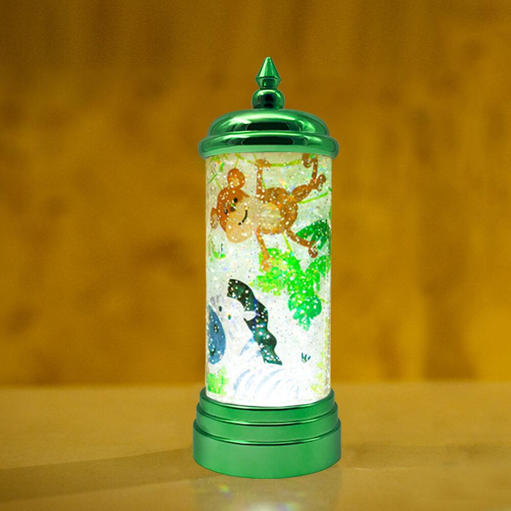 法國三寶貝 動物園蠟燭造型LED燈