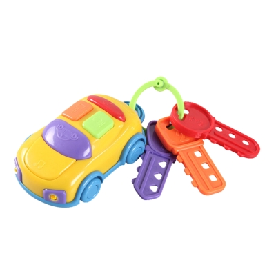 cikoo音樂汽車鑰匙認知益智玩具