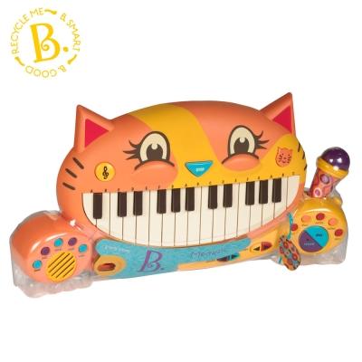 【麗嬰房】B.Toys大嘴貓鋼琴