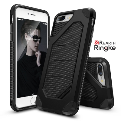 RINGKE iPhone 7 Plus(5.5) Max 雙層吸震防摔空壓手機...