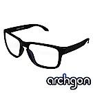 archgon亞齊慷 布魯克林嬉皮文青風 濾藍光眼鏡 GL-B1358