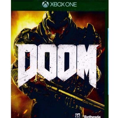 毀滅戰士 DOOM -XBOX ONE 中英文亞版