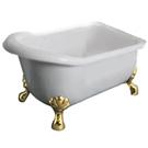 【I-Bath Tub精品浴缸】伊莉莎白-經典金(110cm)
