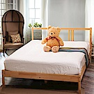 Carolan 專業防護級床包式保潔墊-雙人