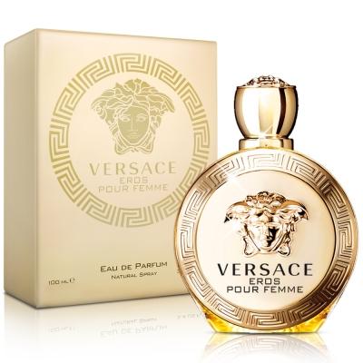 Versace 凡賽斯 艾諾斯‧愛神女性淡香精 100ml-送品牌小香