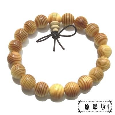 原藝坊 帝王血龍木手珠(圓珠直徑約12mm)