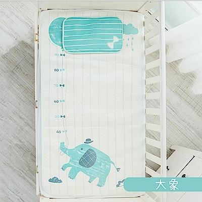 荷蘭Muslintree寶寶嬰兒床冰絲涼蓆