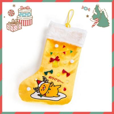 Sanrio 蛋黃哥掛繩大聖誕襪(派對快樂)