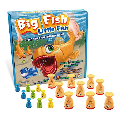 Getta 1 Game 大魚吃小魚(3Y+)