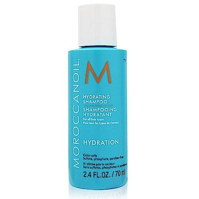 MOROCCANOIL摩洛哥 優油保濕水潤洗髮露 70 ml(機場限定英文版)